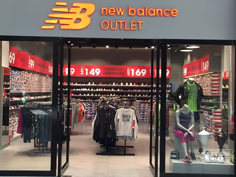 New Balance Store Return