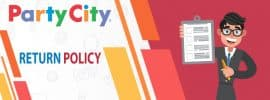 Party City Return Policy