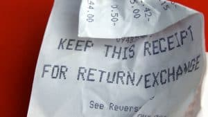 Kmart return policy