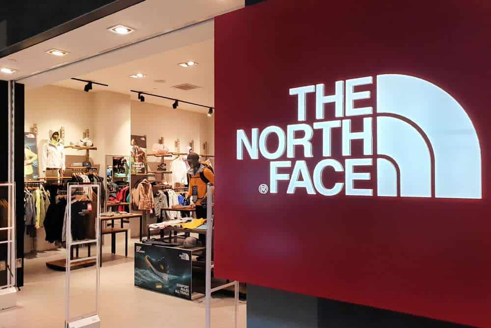 North Face In-store Return Policy